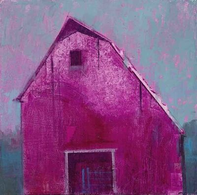 William Wray, 'Big Pink', 2017