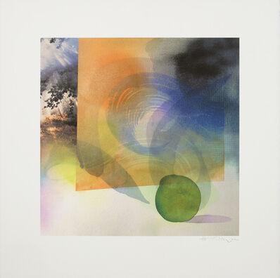 William Tillyer, 'Zephyr - Aire', 2019
