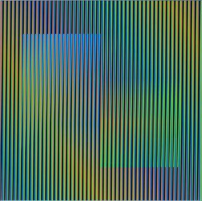 Carlos Cruz-Diez, 'Color Aditivo Betzaida B2', 2016