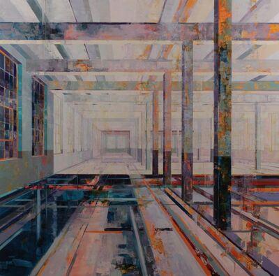 Michael Bartmann, 'Industrial Echo II', 2019