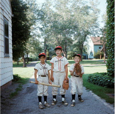 The Anonymous Project, 'Baseball Boys 1969', 2021