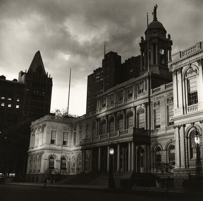 Peter Hujar, 'City Hall at Night', 1976
