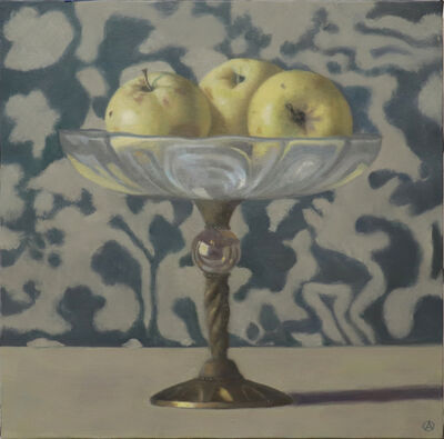 Olga Antonova, 'Three Golden Apples', 2020