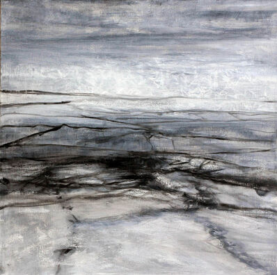 Toni Ann Serratelli, 'undertow, ice pier', 2020