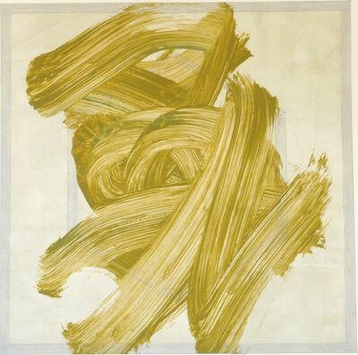 Joseph Haske, 'Gray + Ochre', 2012