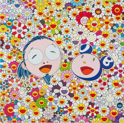 Takashi Murakami, 'Me and Mr. DOB', 2010