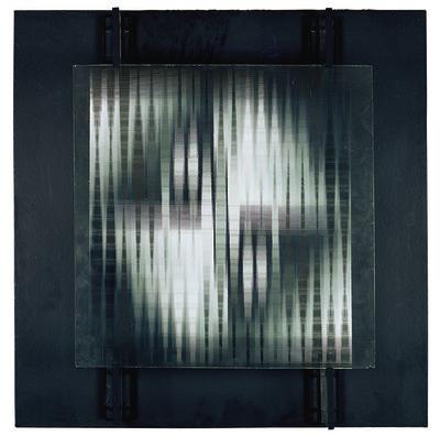 Constantin Flondor, 'Tensiuni interstițiale [Interstitial Tensions]', 1968