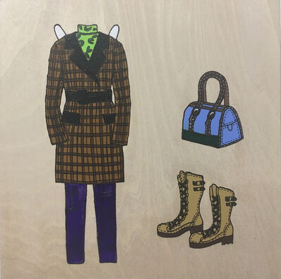 Yuni Lee, 'Outfit 5', 2021