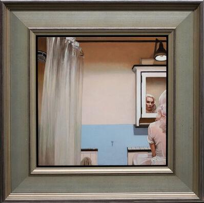 Shaun Downey, 'White Cabinet', 2019
