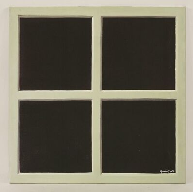 Gavin Turk, 'Fresh Window', 2001