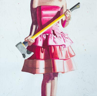 Kelly Reemtsen, 'Birthday Girl', 2015