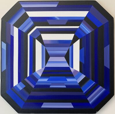 Kurt Pio, 'Blue Sapphire', 2019