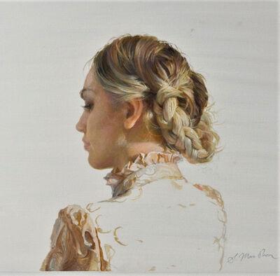 Serge Marshennikov, 'Wearing Her Hair Up', 2019