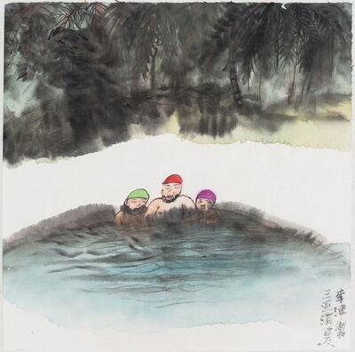 Li Jin 李津, 'Summertime in Sanya', 2019