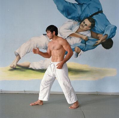 Valery Katsuba, 'Judo wrestler', 2006