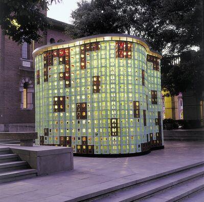 Wolfgang Winter & Berthold Horbelt, 'Kastenhaus', 2000