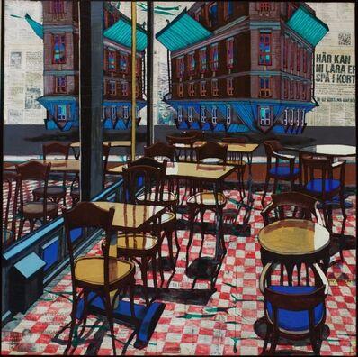 Alexei Svetlov, 'Café Spejl', 2018