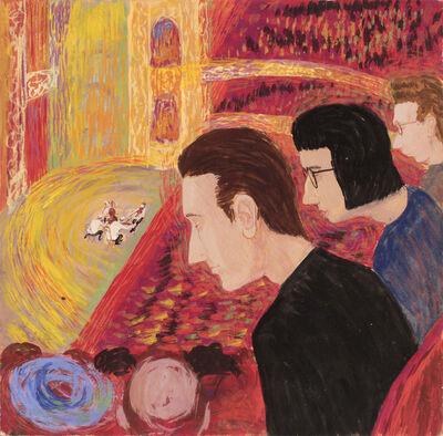 Philip Pearlstein, 'String Quartet', 1948-1949
