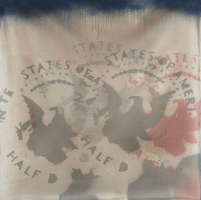 "Franco Angeli, '""Half Dollar""', 1967-69"