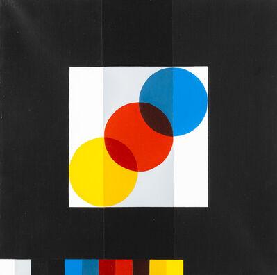 Joël Stein, 'Cadence trichrome', 1993