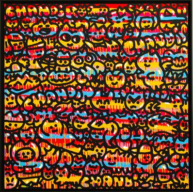 CHANOIR (Alberto Vejarano), 'Rêverie de Chas', 2019