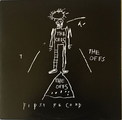 Jean-Michel Basquiat, 'The Offs', ca. 1984