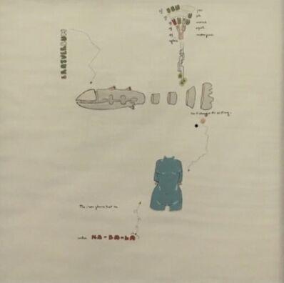 Gianfranco Baruchello, 'In principio erat KA-BA-LA', 1970