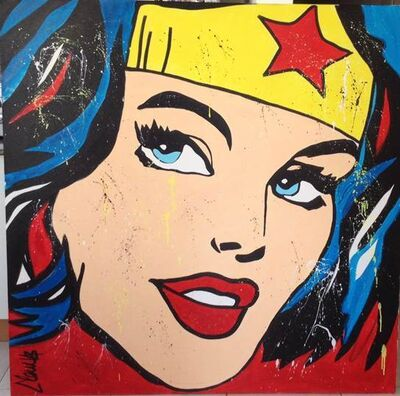 Clem$, 'Wonder Woman', 2016