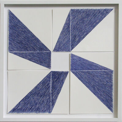 Ignacio Uriarte, '4x4 (3)', 2011