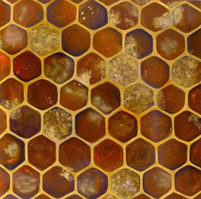 Judi Harvest, 'Honeycomb II (Autumn)', 2016