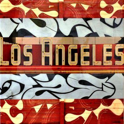 Nicola Katsikis, 'Little Red Riding Through LA', 2015