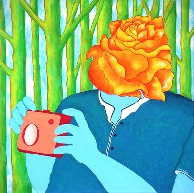 Jocelyne Deschamps-Kus (Jideka), 'Rose photographer', 2016