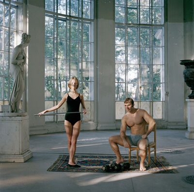 Valery Katsuba, 'Physical Culture Lesson', 2006