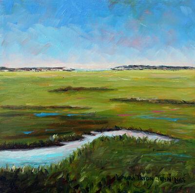 Laura Tyron Jennings, 'Marsh Pathway ', ca. 2019