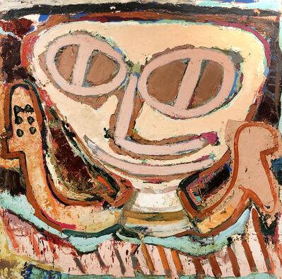 Jay Milder, 'Subway Runner', 1963