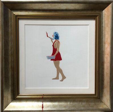 Jorge Rodríguez Diez, 'Untitled 3 (From Frames Series)', 2018