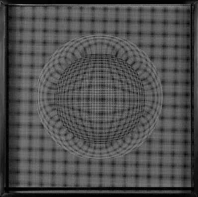 Hector Ramirez, 'Esfera Espacial (Negra)', 2013