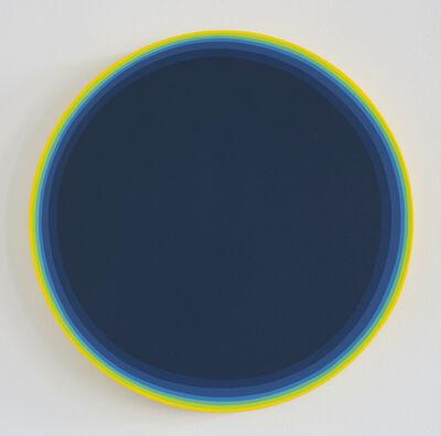 Jan Kaláb, 'Ocean Blue', 2017