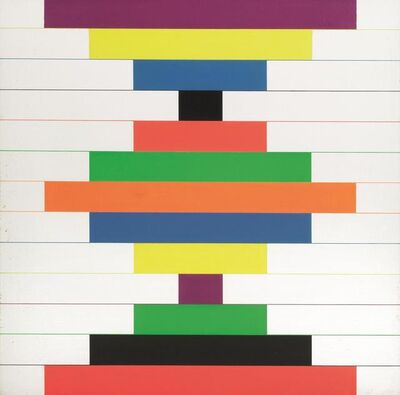 Renato Mambor, 'Untitled', 1972