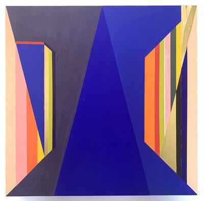 Jesse Amado, 'Ultramarine (W)', 2020