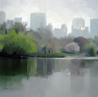 Lisa Breslow, 'Spring Reflections', 2012