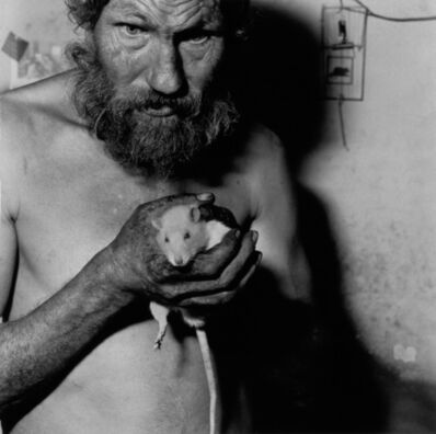 Roger Ballen, 'ratman', 2000