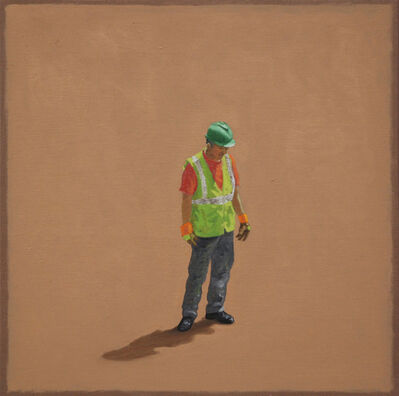 Scott Duce, 'Construction Worker .3'