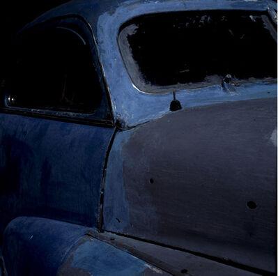 Miguel Rio Branco, 'Blue + Grey'