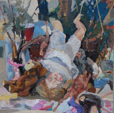 Gulgun Aliriza, 'Teddy', 2010
