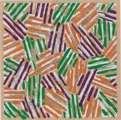 Jasper Johns, 'Untitled (F. 260; Ulae 186)', 1977