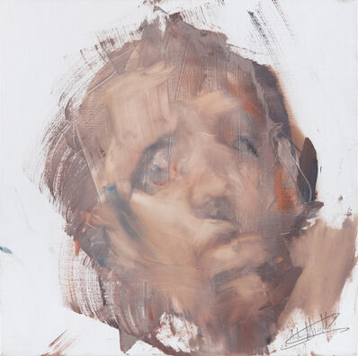 Antony Micallef, 'Study Of A Head', 2012