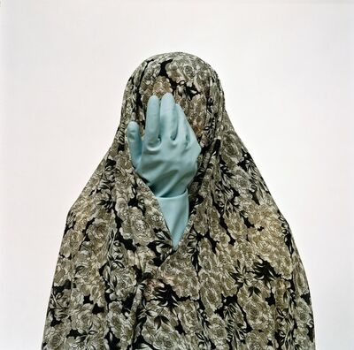 Shadi Ghadirian, 'Like Everyday #16', 2000-2002