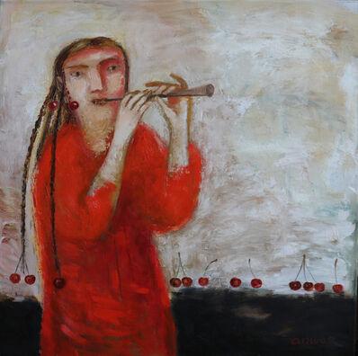 Anwar Abdoullaev, 'Melody of Cherries', 2016