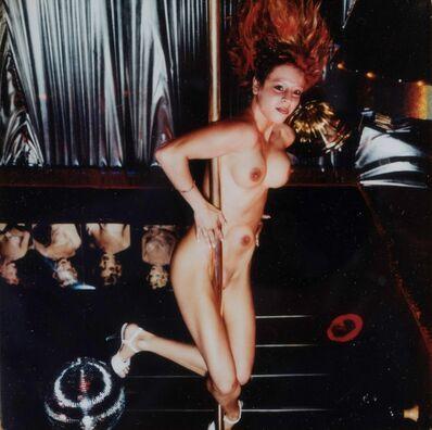 Anton Corbijn, 'Strippinggirls: The Sliding Pole', 1999